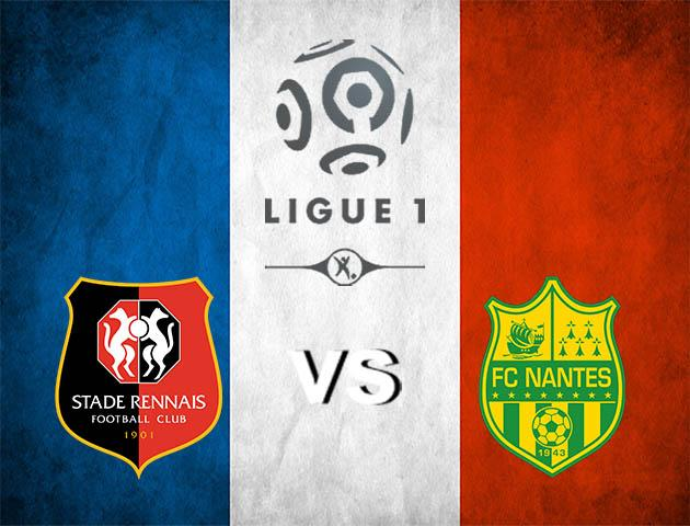 Soi kèo nhà cái Rennes vs Nantes, 2/02/2020 - VĐQG Pháp