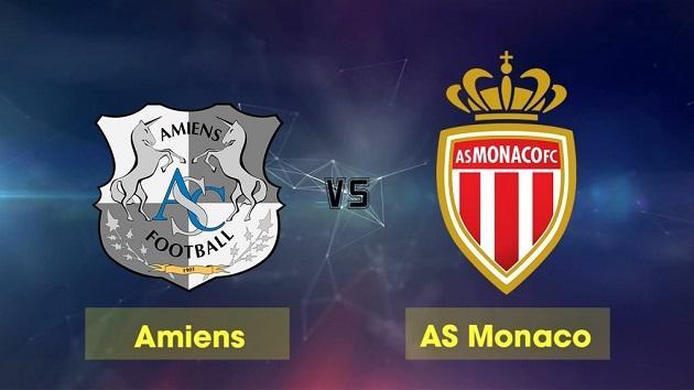 Soi kèo nhà cái Amiens SC vs Monaco, 09/02/2020 - VĐQG Pháp [Ligue 1]