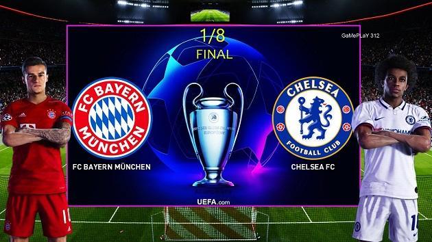 Soi kèo nhà cái Bayern Munich vs Chelsea, 19/03/2020 - Cúp C1 Châu Âu