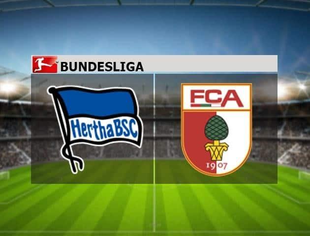 Soi kèo nhà cái Hertha BSC vs Augsburg, 30/5/2020 - Giải VĐQG Đức