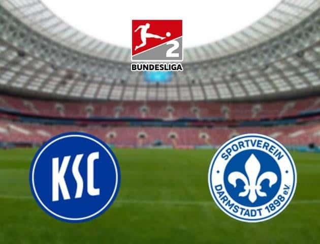 Soi kèo nhà cái Karlsruher vs Darmstadt, 16/5/2020 - Giải hạng Hai Đức