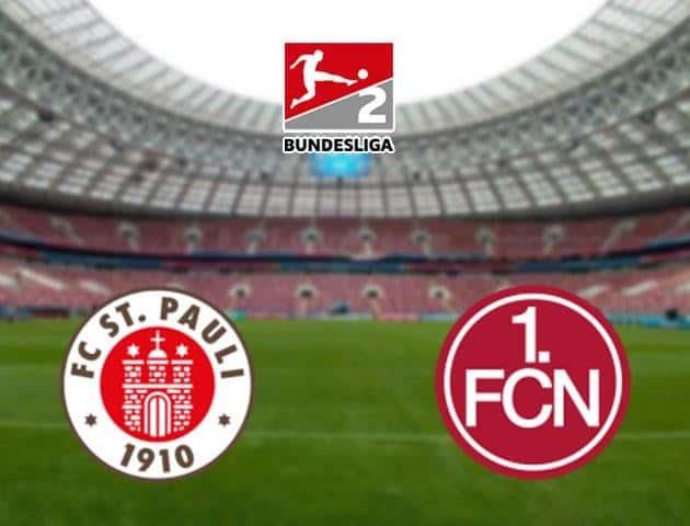 Soi kèo nhà cái St. Pauli vs Nurnberg, 17/5/2020 - Giải hạng Hai Đức