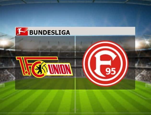 Soi kèo nhà cái Union Berlin vs Fortuna Dusseldorf, 27/6/2020 - Giải VĐQG Đức