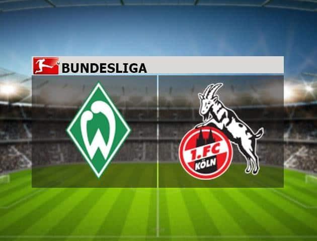 Soi kèo nhà cái Werder Bremen vs Cologne, 27/6/2020 - Giải VĐQG Đức