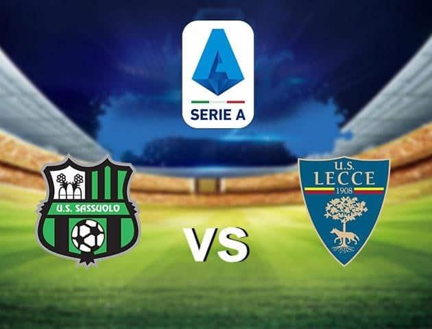 Soi kèo nhà cái Sassuolo vs Lecce, 05/7/2020 - VĐQG Ý [Serie A]