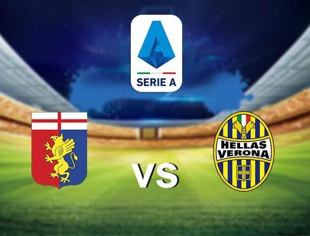 Soi kèo nhà cái Genoa vs Hellas Verona, 02/8/2020 - VĐQG Ý [Serie A]