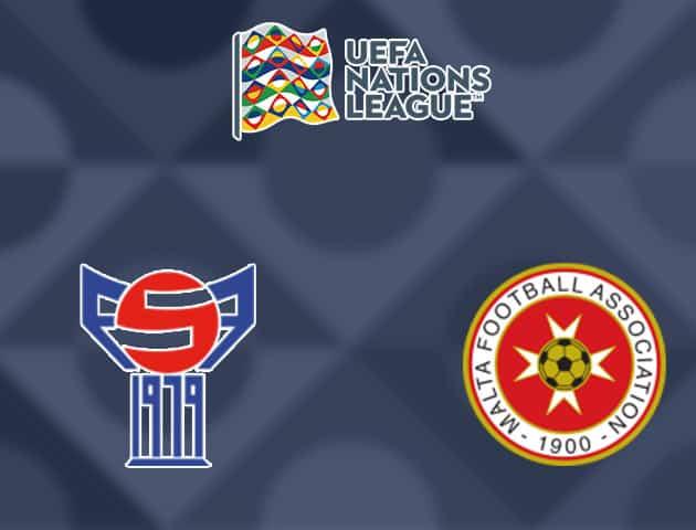 Soi kèo nhà cái Quần đảo Faroe vs Malta, 04/09/2020 - Nations League