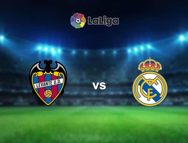 Soi kèo nhà cái Levante vs Real Madrid, 4/10/2020 - VĐQG Tây Ban Nha