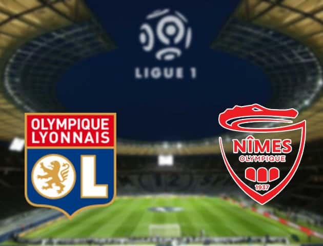 Soi kèo nhà cái Lyon vs Nimes, 19/9/2020 - VĐQG Pháp [Ligue 1