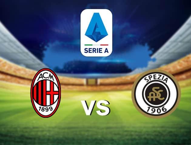 Soi kèo AC Milan vs Spezia, 4/10/2020 - VĐQG Ý [Serie A]