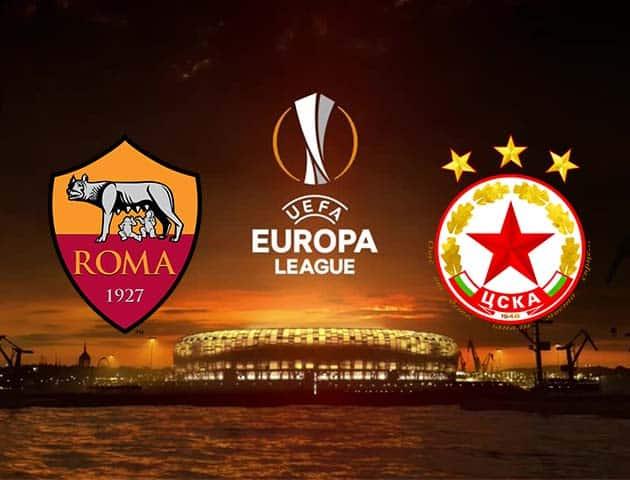 Soi kèo nhà cái AS Roma vs Sofia, 30/10/2020 - Cúp C2 Châu Âu