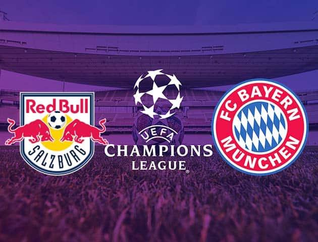 Soi kèo nhà cái Salzburg vs Bayern Munich, 04/11/2020 - Cúp C1 Châu Âu