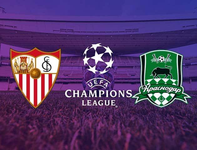 Soi kèo nhà cái Sevilla vs Krasnodar, 05/11/2020 - Cúp C1 Châu Âu