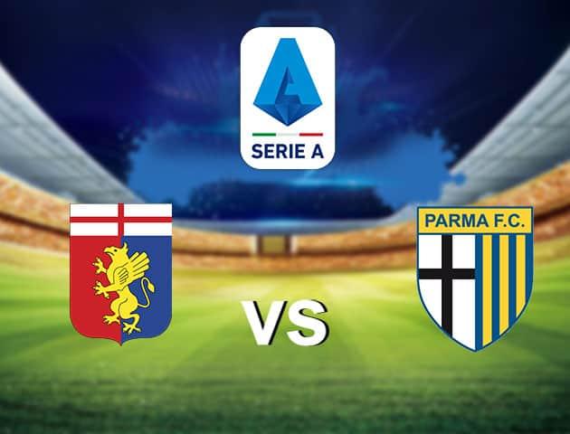 Soi kèo nhà cái Genoa vs Parma, 1/12/2020 - VĐQG Ý [Serie A]