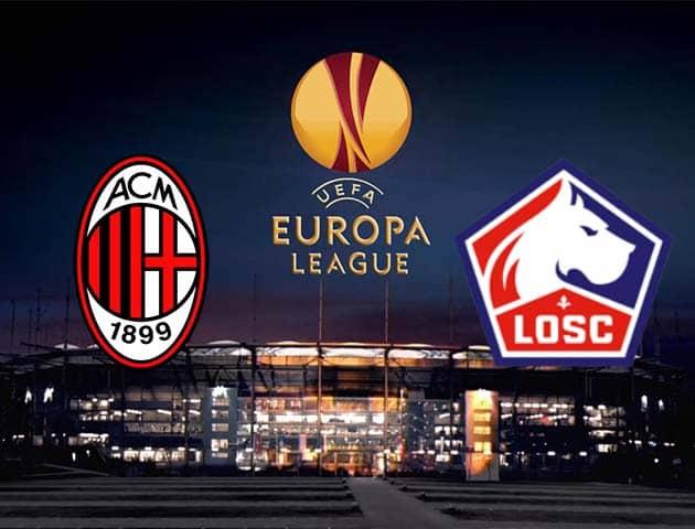 Soi kèo nhà cái AC Milan vs Lille, 06/11/2020 - Cúp C2 Châu Âu