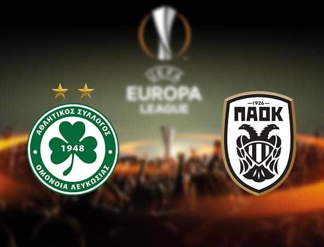 Soi kèo nhà cái Omonia Nicosia vs PAOK, 4/12/2020 - Cúp C2 Châu Âu