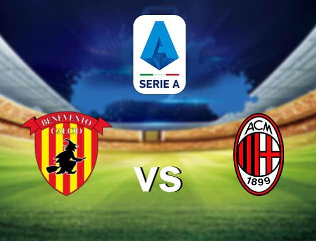 Soi kèo nhà cái Benevento vs AC Milan, 4/1/2021 - VĐQG Ý [Serie A]