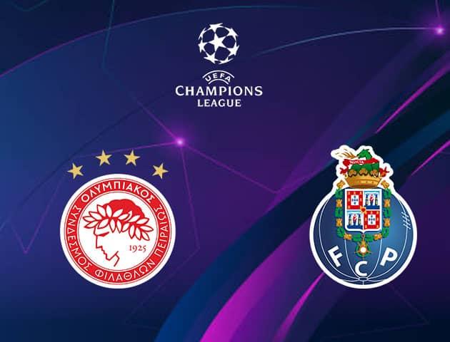 Soi kèo nhà cái Olympiakos Piraeus vs Porto, 10/12/2020 - Cúp C1 Châu Âu