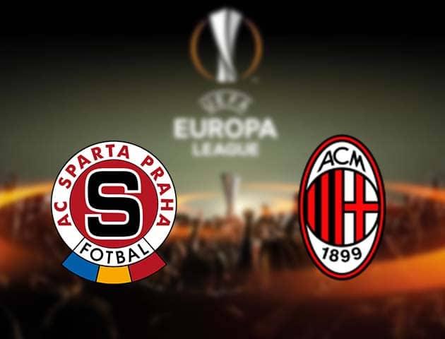 Soi kèo nhà cái Sparta Praha vs AC Milan, 11/12/2020 - Cúp C2 Châu Âu