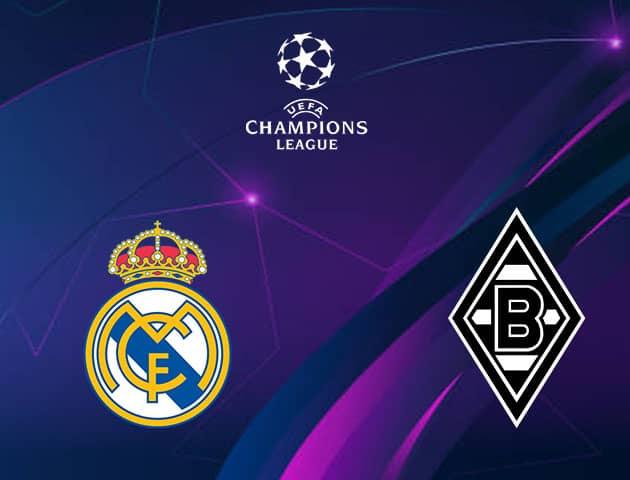 Soi kèo nhà cái Real Madrid vs Borussia M'gladbach, 10/12/2020 - Cúp C1 Châu Âu