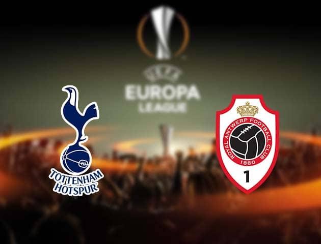 Soi kèo nhà cái Tottenham Hotspur vs Antwerp, 11/12/2020 - Cúp C2 Châu Âu