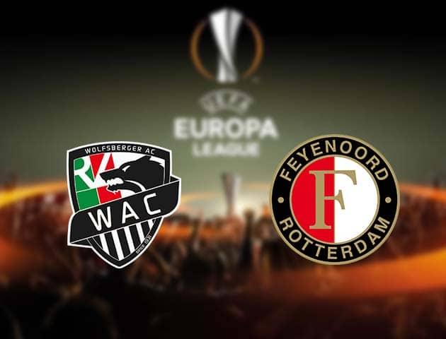 Soi kèo nhà cái Wolfsberger AC vs Feyenoord, 11/12/2020 - Cúp C2 Châu Âu