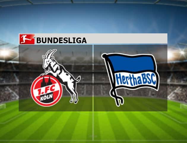 Soi kèo nhà cái FC Koln vs Hertha Berlin, 16/1/2021 - VĐQG Đức [Bundesliga]