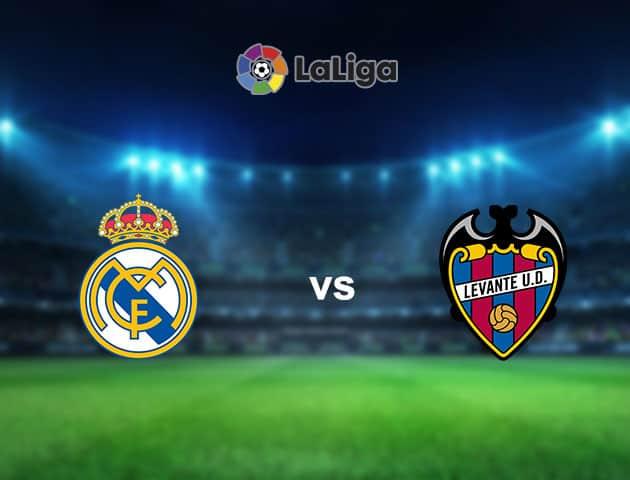 Soi kèo nhà cái Real Madrid vs Levante, 30/1/2021 - VĐQG Tây Ban Nha