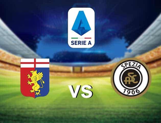 Soi kèo nhà cái Genoa vs Spezia, 24/4/2021 - VĐQG Ý [Serie A]