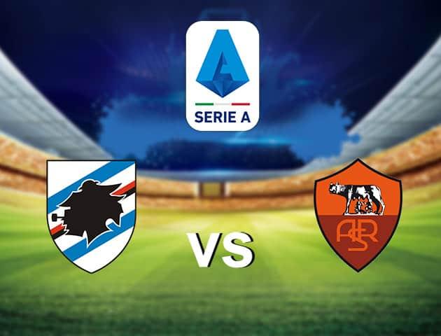 Soi kèo nhà cái Sampdoria vs AS Roma, 03/05/2021 - VĐQG Ý [Serie A]