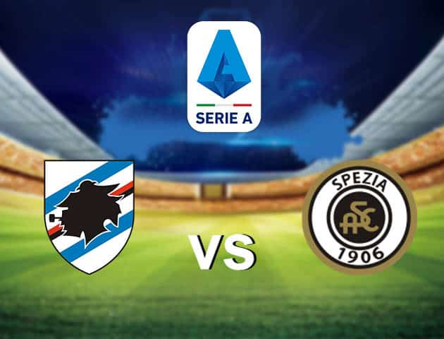 Soi kèo nhà cái Sampdoria vs Spezia, 13/05/2021 - VĐQG Ý [Serie A]