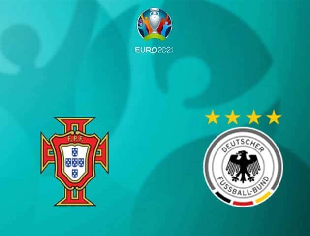 Soi kèo nhà cái Bồ Đào Nha vs Đức, 19/06/2021 - Giải vô địch bóng đá châu Âu