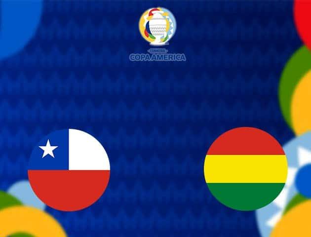 Soi kèo nhà cái Chile vs Bolivia, 19/06/2021 - Copa America