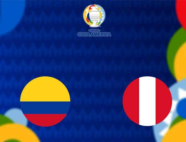 Soi kèo nhà cái Colombia vs Peru, 21/06/2021 - Copa America