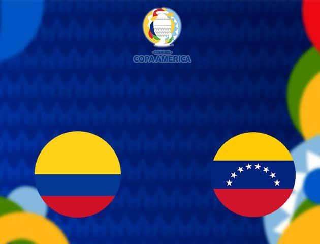 Soi kèo nhà cái Colombia vs Venezuela, 18/06/2021 - Copa America