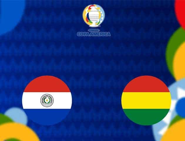 Soi kèo nhà cái Paraguay vs Bolivia, 14/06/2021 - Copa America