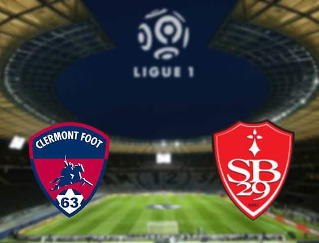 Soi kèo nhà cái Clermont vs Brest, 19/09/2021 - VĐQG Pháp
