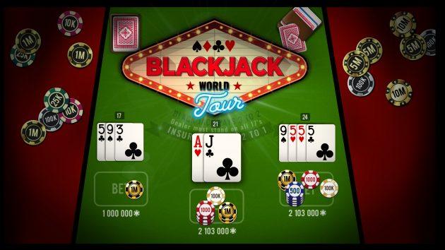 Vai dieu hap dan chi co duoc o Blackjack