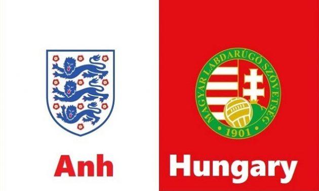 Soi keo Anh vs Hungary, 01h45 - 13/10/2021
