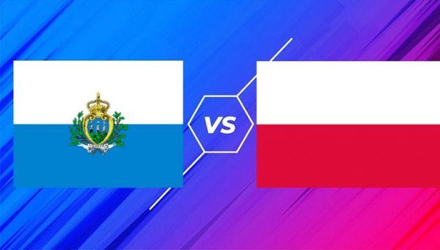 Soi keo Ba Lan vs San Marino, 01h45 - 10/10/2021