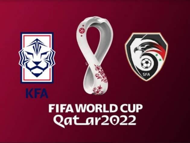 Soi kèo Hàn Quốc vs Syria, 18h00 - 06/10/2021