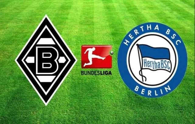 Soi kèo Hertha Berlin vs B.Monchengladbach , 23h30 - 23/10/2021