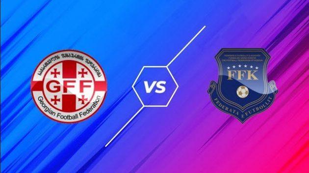 Soi keo Kosovo vs Gruzia, 01h45 - 13/10/2021