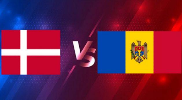 Soi keo Moldova vs Denmark, 1h45 - 10/10/2021